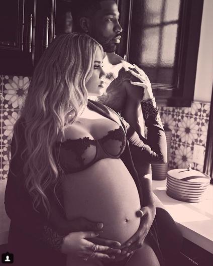 """Khloe Kardashian se pregăteşte să nască: """"Nu pot să cred că fetiţa mea va fi aici curând!"""""""