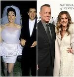Atunci & acum. Tom Hanks şi Rita Wilson au împlinit 30 de ani de căsnicie