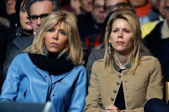 Fiica lui Brigitte Macron vorbeşte pentru prima dată despre idila dintre mama sa şi Emmanuel Macron