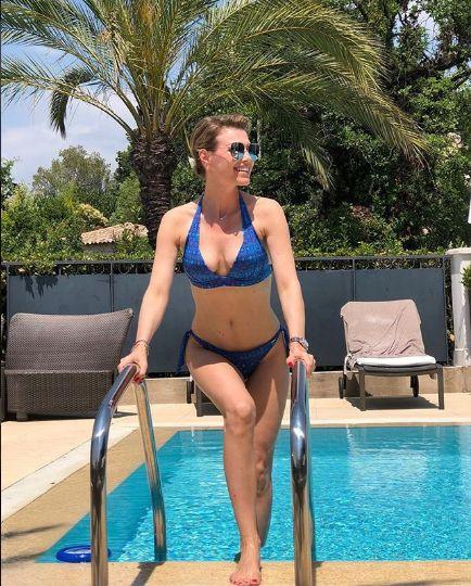 Cristina Rus, la fel de sexy şi la 37 de ani! FOTO