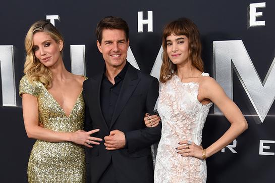"""Care sunt actriţele care au dat casting pentru """"rolul"""" de iubită a lui Tom Cruise?"""