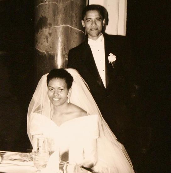 Michelle şi Barack Obama, 26 de ani de mariaj. Ce declaraţii emoţionante şi-au făcut?