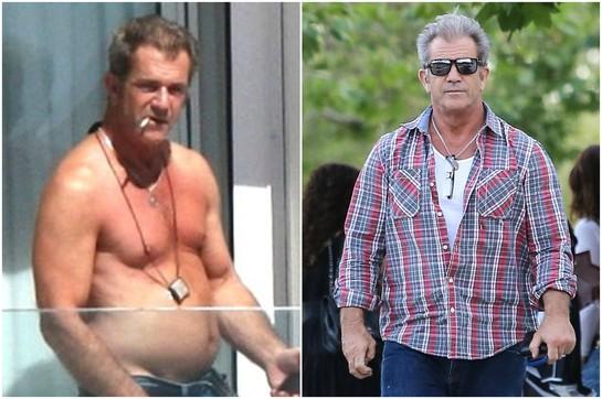 Mel Gibson a slăbit 14 kilograme în două luni. Cum arată acum?