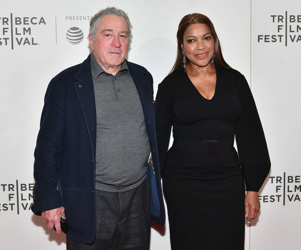 Robert De Niro And Grace Hightower Are Reportedly - HD 1024×850