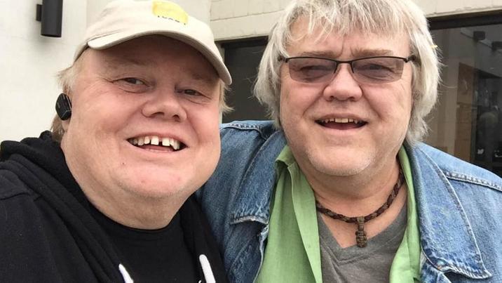 Louie şi Tommy Anderson