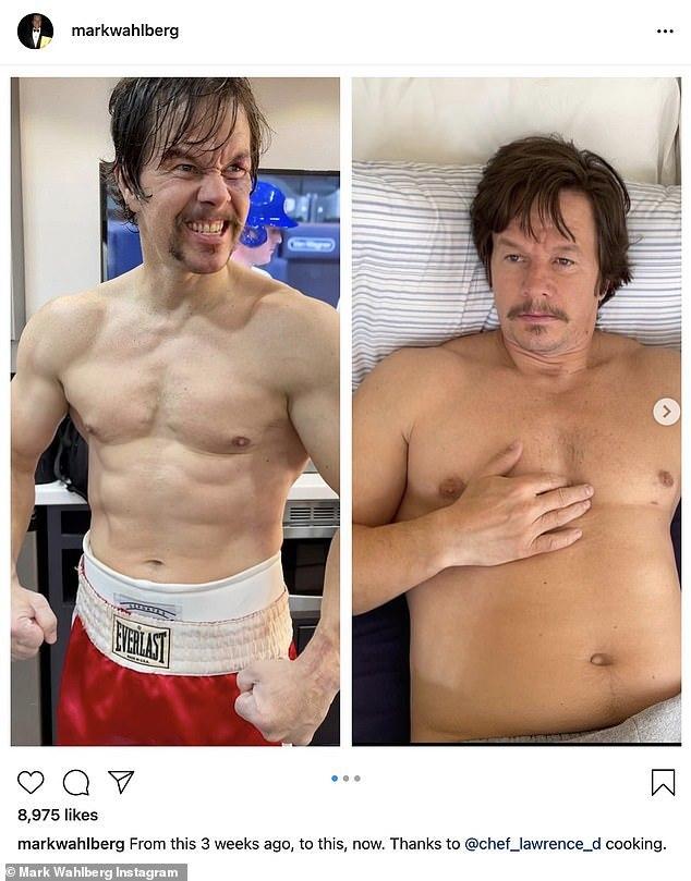 mark wahlberg pierdere în greutate martian te rog ajută- mă să- mi pierd grăsimea burtă