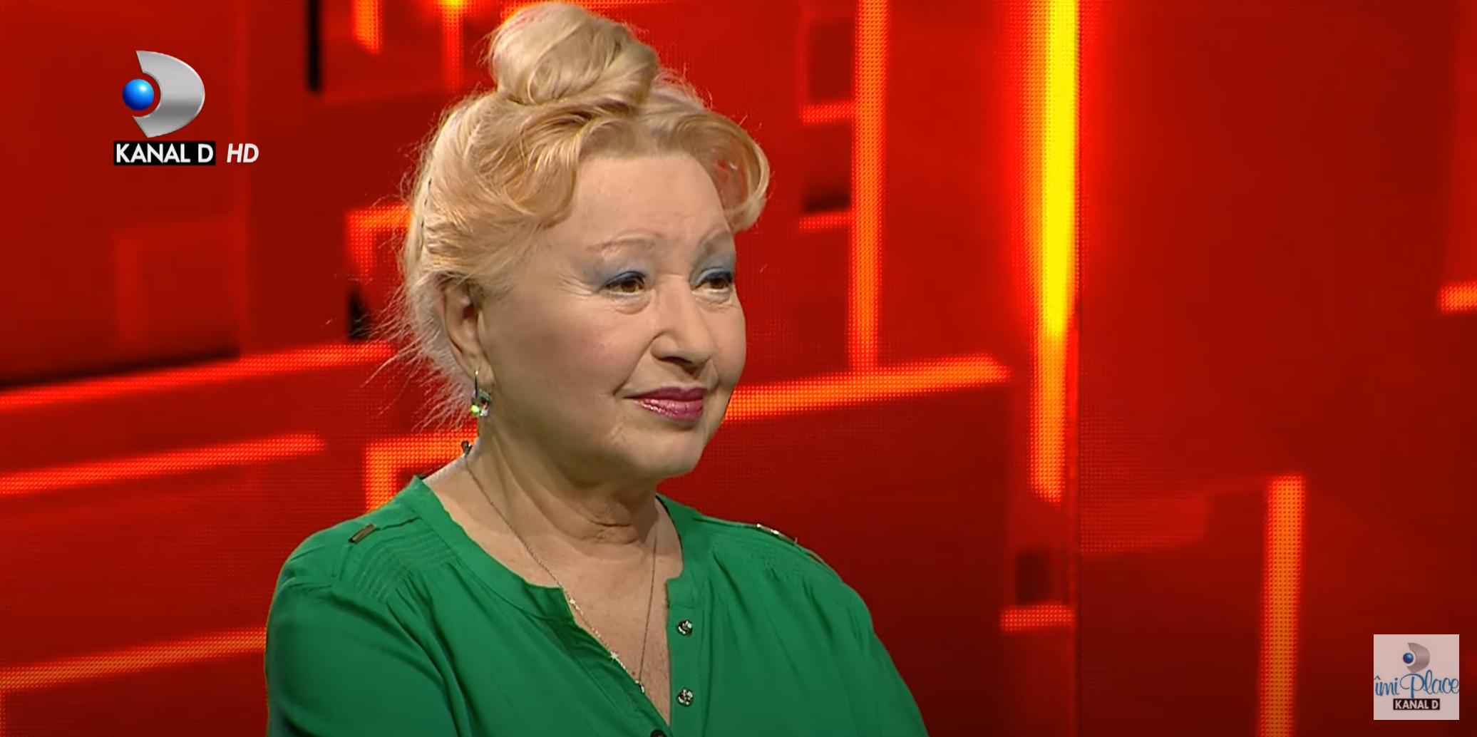 """Ce intervenţie estetică şi-a făcut Rodica Popescu Bitănescu: """"Le-am operat  degeaba"""""""