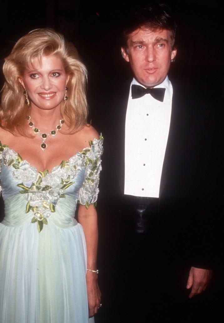 Pe vremea când era căsătorit cu Ivana, Donald dădea cele mai extravagante petreceri