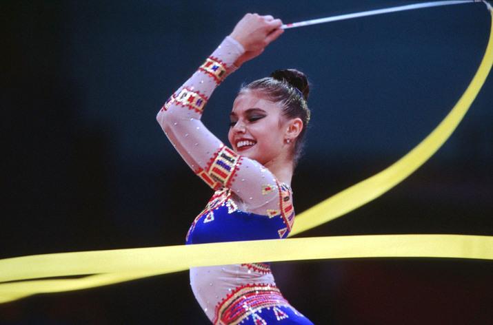 Alina a fost campioană olimpică la Sydney