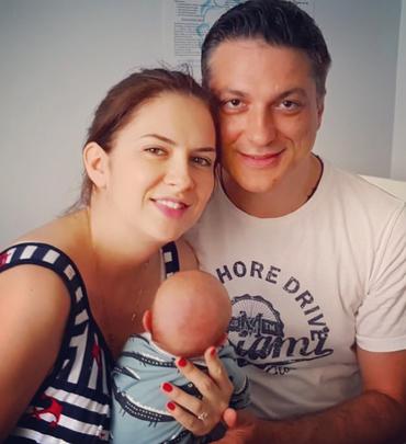 """EXCLUSIV pentru OK: Iulia Zgripcea a născut: """"Gemenii mei nu realizează momentan..."""""""
