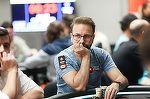Daniel Negreanu, jucătorul de poker cu cele mai mari câştiguri din istorie, în acţiune la EPT Barcelona