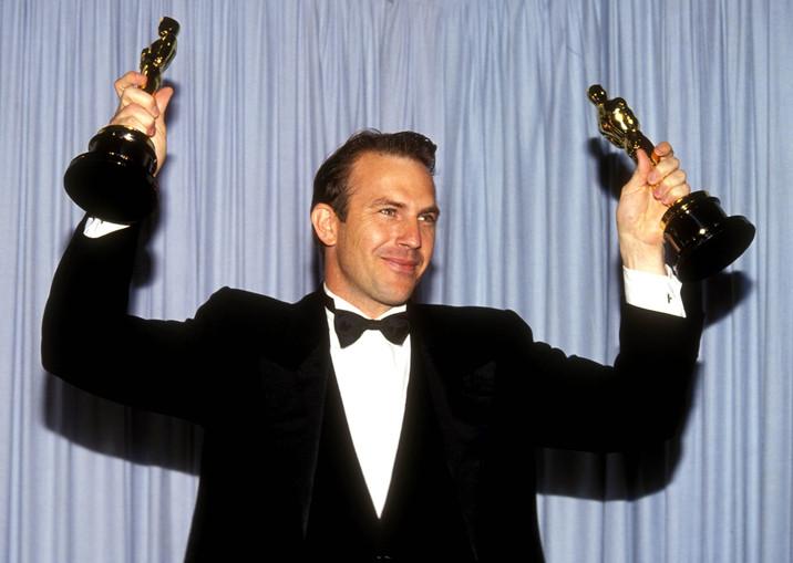 Kevin Costner în 1991
