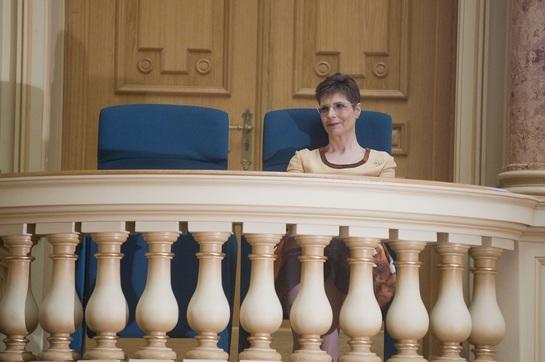 Principesa Maria, la lansarea unui nou volum despre Regina Maria FOTO