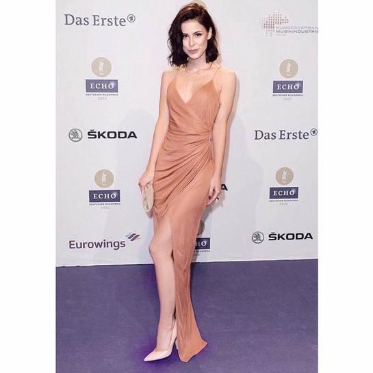 Ţinute de covor roşu la Premiile Echo de la Berlin