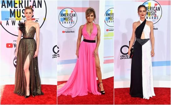 Starurile au strălucit la AMA. Jennifer Lopez a acaparat privirile celor din jur!