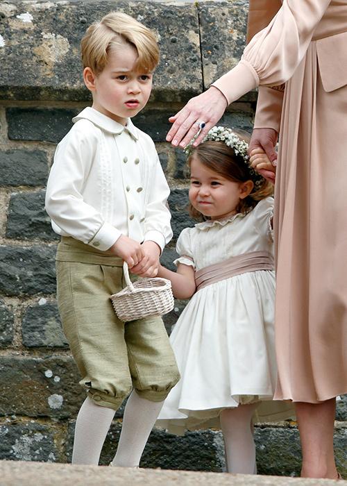Ce roluri importante vor avea prinţesa Charlotte şi prinţul George la nunta regală. Reprezentanţii de la Kensington au făcut marele anunţ!