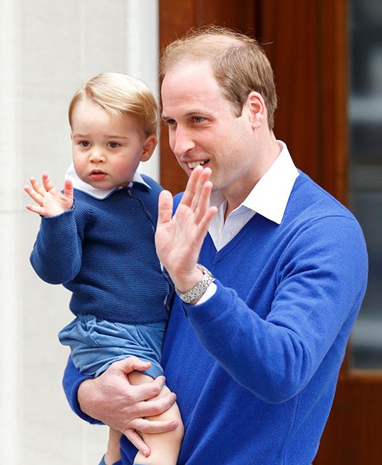 Decizia ciudată a Ducilor de Cambridge. De ce îl îmbracă aşa pe Prinţul George?