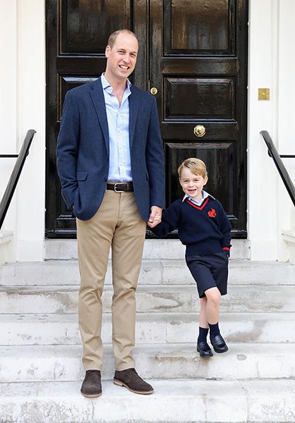 Prinţul George începe şcoala. Cum se pregătesc Ducii de Cambridge