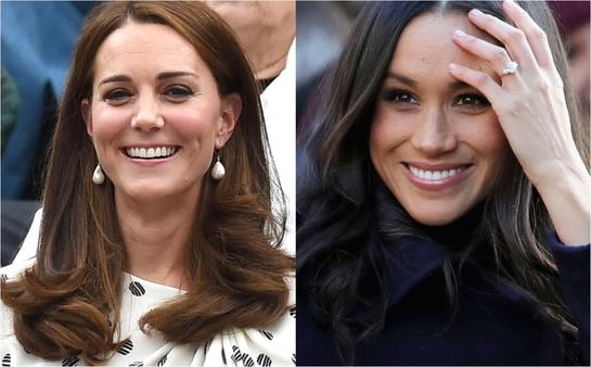 Motivul pentru care Meghan Markle şi Kate Middleton n-au voie să poarte tot timpul diamante
