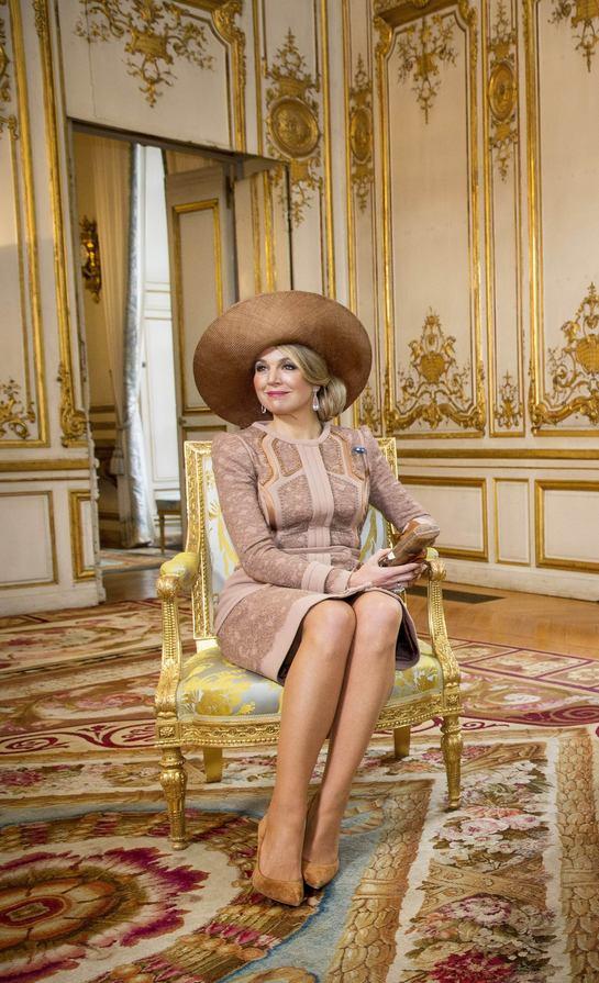 Povestea Reginei Maxima a Olandei. Un suflet latino!