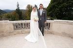 Ce verighete frumoase poartă Nicolae de România şi soţia sa!