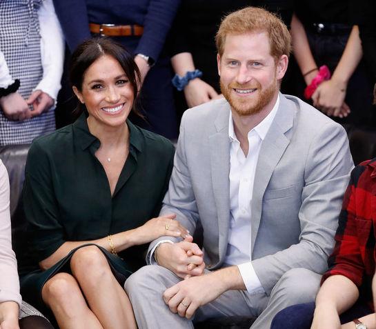 Ce titlu regal va primi copilul Prinţului Harry cu Meghan Markle? Totul depinde de sexul pe care îl va avea!