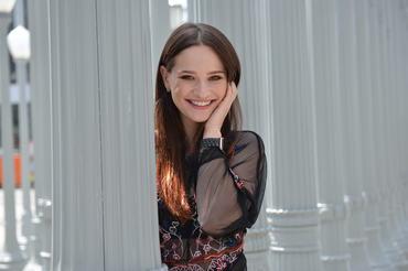 """Adina Galupa: """"Lucrez la un film care are mari şanse la un Oscar!"""""""