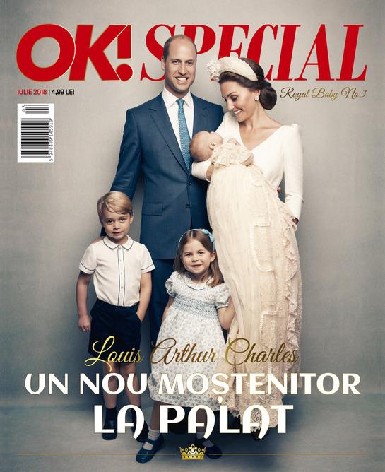 OK! Royal Baby nr.3. - un nou special regal