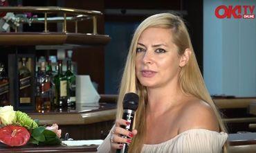 Kristina Cepraga, exclusiv la OK!TV