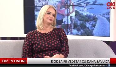 Iuliana Marciuc a dezvăluit la OK!TV cum se menţine în formă la 51 de ani