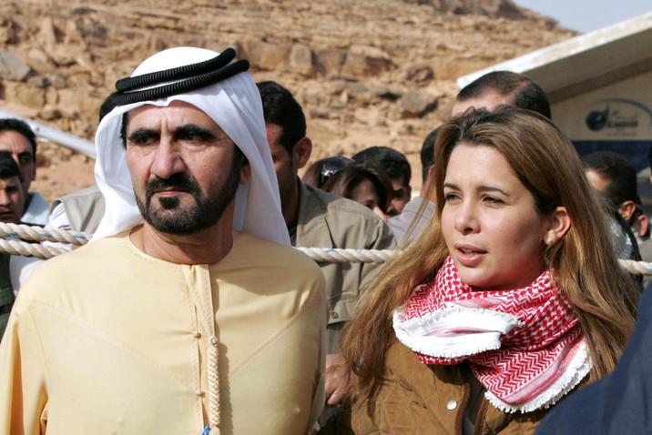 Haya a fost cea de-a şasea soţie a şeicului Mohammed