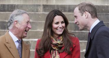 Cum se vor numi Kate şi William când Prinţul Charles va fi rege?