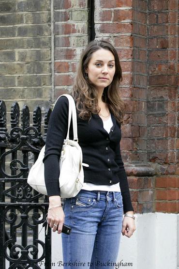 Fotografii nemaivăzute cu Kate Middleton, din 2007, când era despărţită de Prinţul William