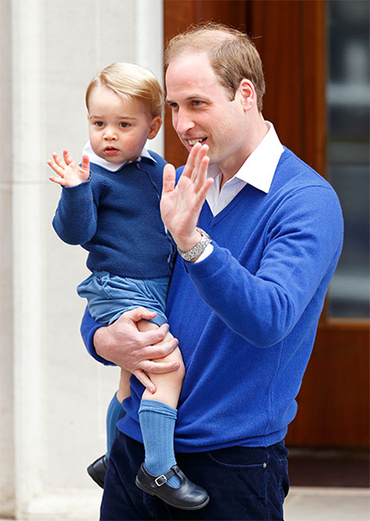 Obsesia micului Prinţ George. William a dezvăluit ce îi place foarte mult fiului său