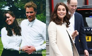 Mai bogată decât Prinţul William? Ce avere avea Kate Middleton înainte de-a intra în familia regală?