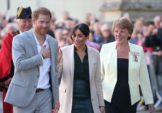 Motivul pentru care Meghan şi Harry au vizitat Sussex-ul. E pentru prima oară când au ajuns aici!