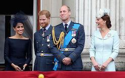 Harry şi Meghan vor fi vecini cu William şi Kate! Apartamentul lor, renovat cu 1,5 milioane de euro, este gata
