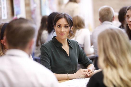 Meghan Markle reacţionează după ce sora ei vitregă a fost alungată de la Palatul Kensington! Ce a făcut Ducesa?