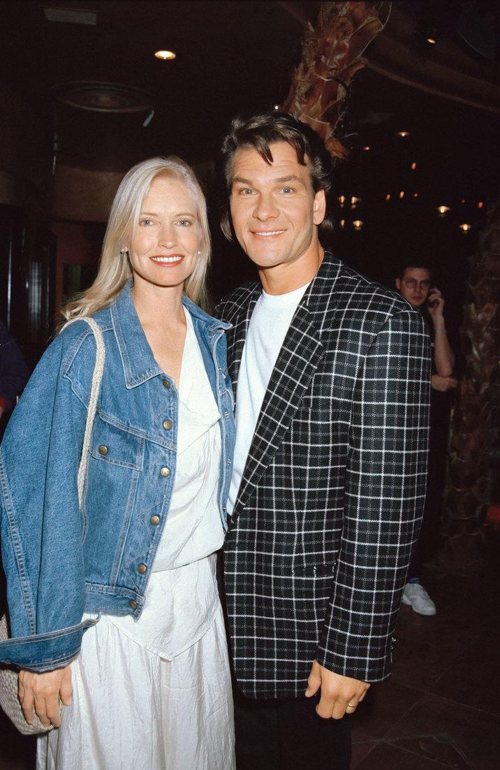 Lisa şi Patrick au fost căsătoriţi 34 de ani