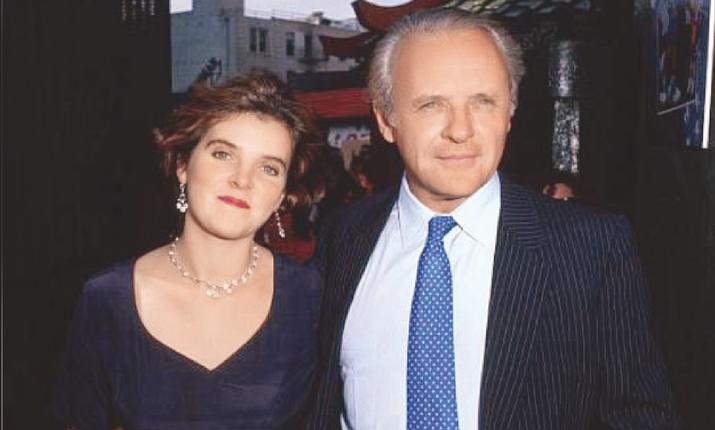 Anthony Hopkins şi fiica sa, Abigail nu s-au împăcat niciodată