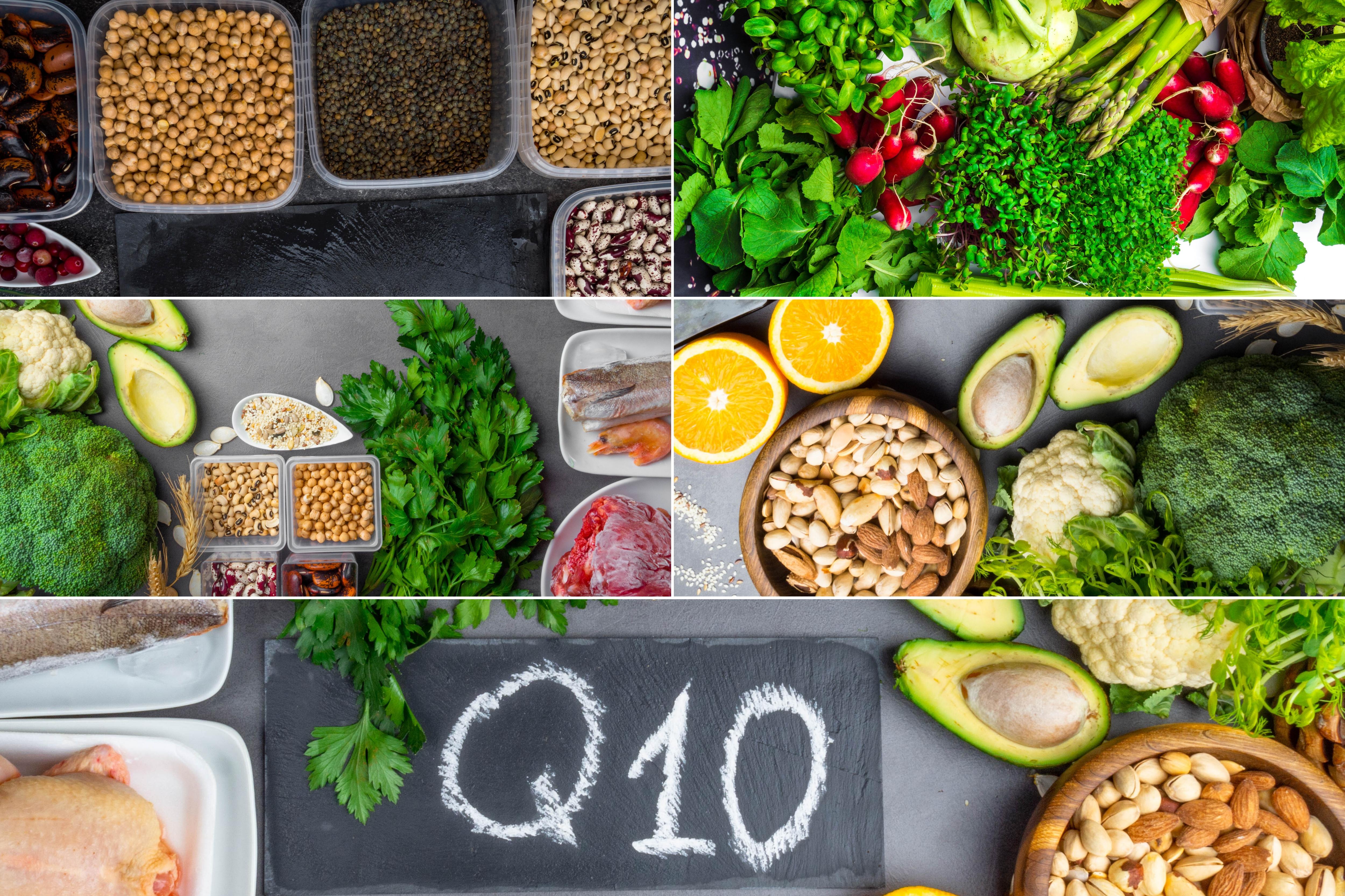 Tot ce trebuie să ştii despre coenzima Q10. Efectele benefice asupra sănătăţii tale
