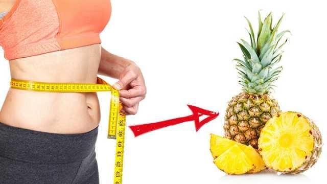 Dieta cu ananas, cea mai eficientă - slăbeşti cinci kilograme, în doar cinci zile