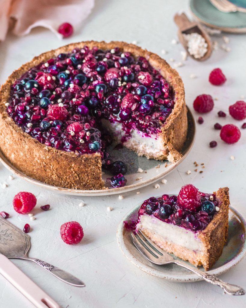 Cea mai simplă reţetă de cheesecake! Ai nevoie de doar patru ingrediente