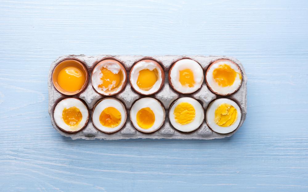 Cum să fierbi perfect ouăle: moi, cleioase sau tari