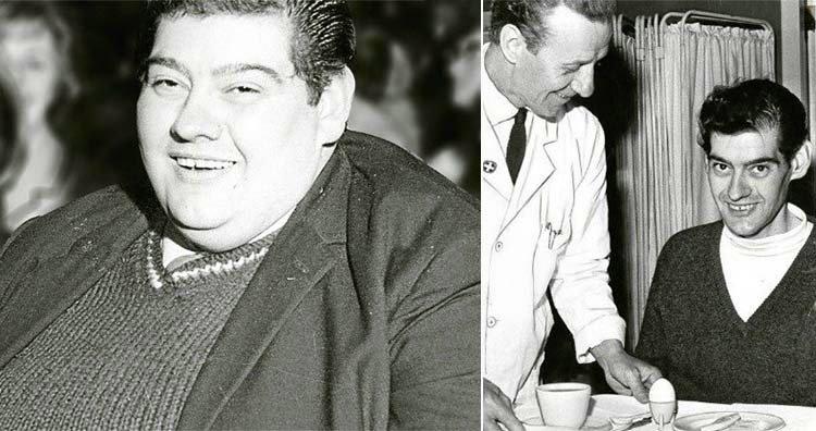 Povestea lui Angus Barbieri, bărbatul care a trăit mai bine de un an fără să mănânce