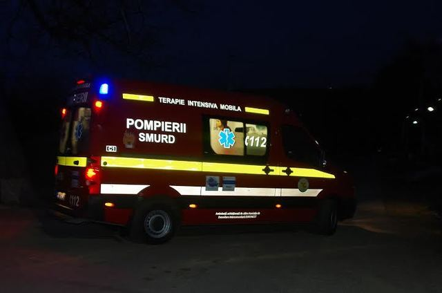 Accident teribil in Constanta! Un copil de 4 ani, in stare grava