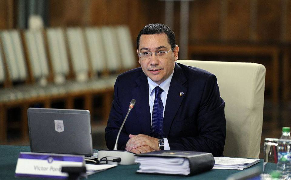 WOW! Uite ce ceas smecher are Victor Ponta