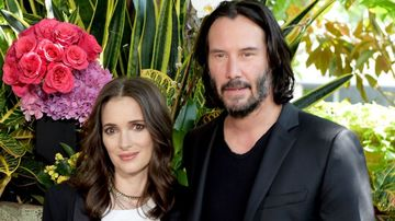 Winona Ryder, declaratie soc: M-am casatorit cu Keanu Reeves in Romania