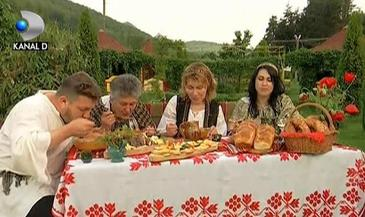 """""""Tara-n bucate"""": Namaiesti, locul unde gasiti cea mai buna ciorba de perisoare din peste si celebrii covrigi de ou musceleni"""