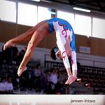 """Sportiva Asiana Peng, ar putea reprezenta alta tara la gimnastica! Pustoaica a fost data afara de la Izvorani, dar mama ei nu renunta: """"Pana la urma, fiica mea va face gimnastica"""""""